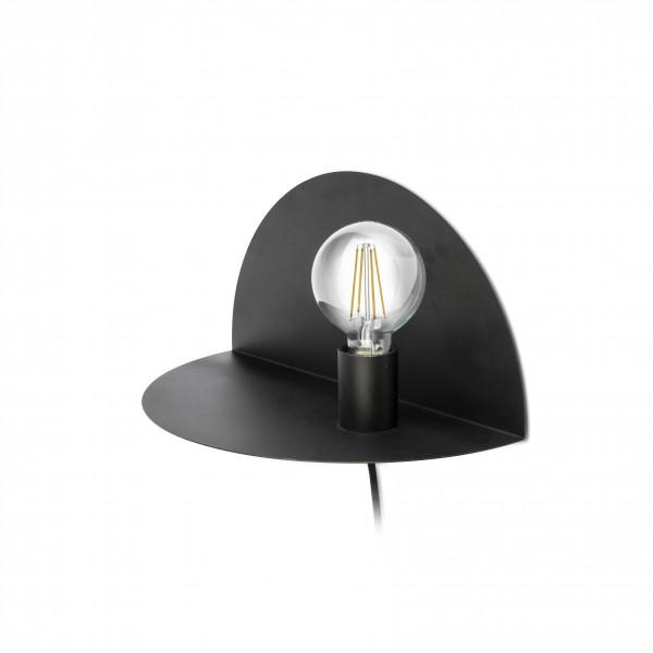 Applique NIT - Noir - L40 cm - Faro