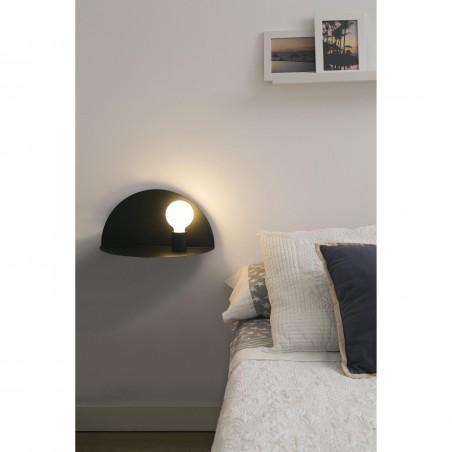 Applique Nit – Noir – L40 cm – Faro