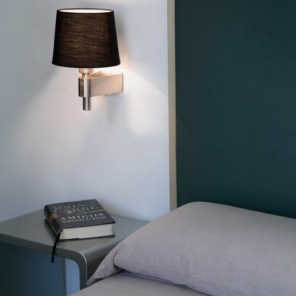 Applique Room – Noir – H29 cm – Faro