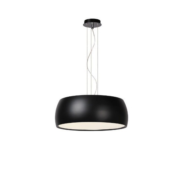 Suspension MARI – Noir – Ø45 cm – Lucide