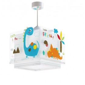 Suspension enfant DINOS - 24x24cm - Dalber