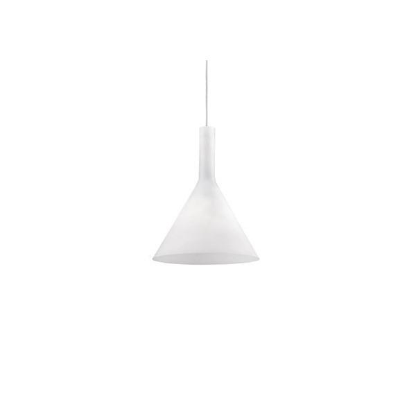 Suspension COCKTAIL - blanc - Ø20 cm - Ideal-Lux
