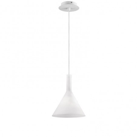 Suspension Cocktail – Blanc – Ø20 cm – Ideal-Lux