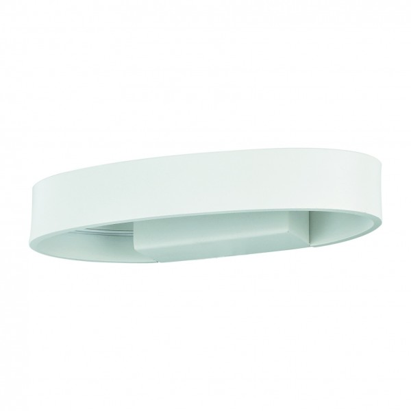 Applique ZED OVALE - Blanc - LED 5W - Ideal-Lux