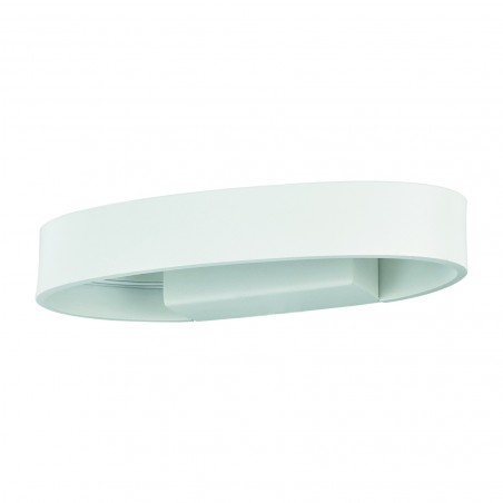 Applique Zed Ovale – Blanc – LED 5W – Ideal-Lux