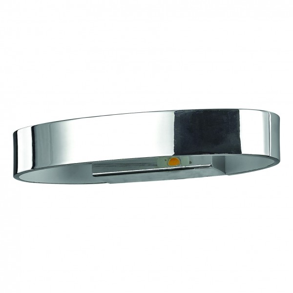 Applique ZED OVALE - Chrome - LED 5W - Ideal-Lux