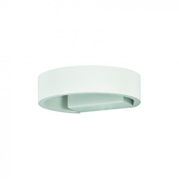 Applique ZED ROUND - Blanc - LED 5W - Ideal-Lux