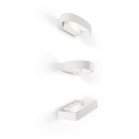 Applique Zed Round – Blanc – LED 5W – Ideal-Lux