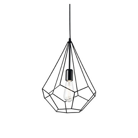Suspension Ampolla – Ø30 cm – Métal – Ideal-Lux