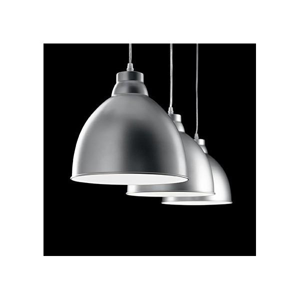 Suspension Navy – Aluminium – Ø26 cm – Ideal-Lux