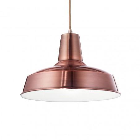 Suspension Moby – Cuivre – Ø35 cm – Ideal-Lux