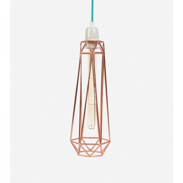 2 Filamentstyle Diamond Lampe Filamentstyle Bronze Bronze Lampe 2 Diamond Lampe Diamond D9IEHW2Y