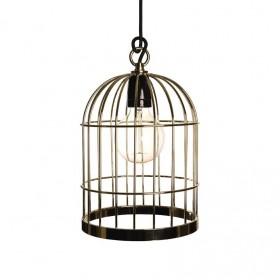 Lampe BIRD CAGE - Gold - Filamentsyle