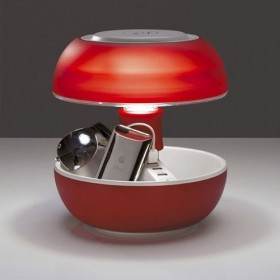 Lampe JOYO - lightcolours rouge - Vivida