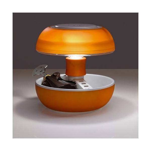 Lampe JOYO - lightcolours orange - Vivida