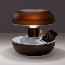 Lampe JOYO - lightcolours marron - Vivida