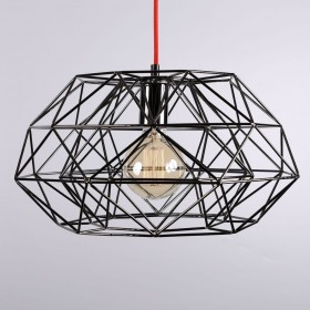 Suspension DIAMOND 7 - noir - Filament Style