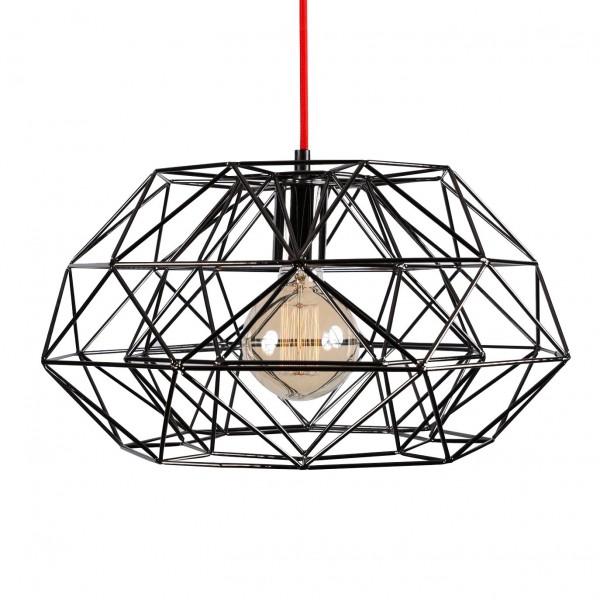 Suspension DIAMOND 7 - noir - Filament Style