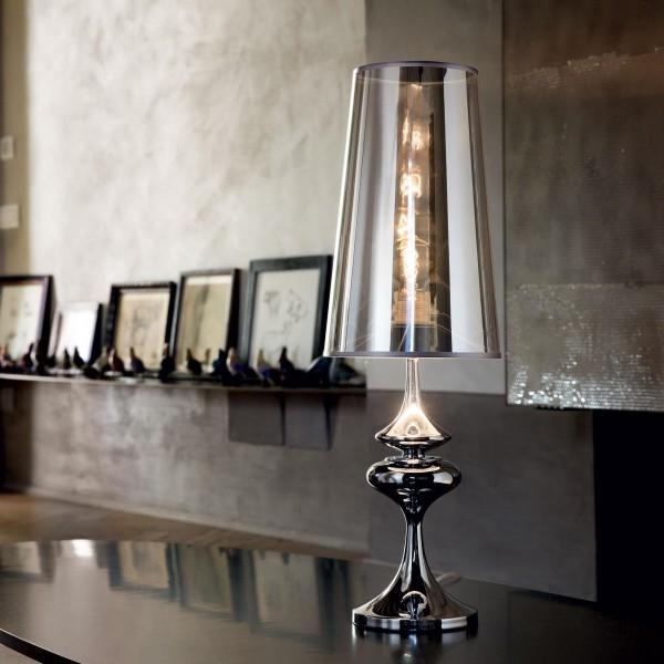 Lampe ALFIERE - H55 cm - chrome - Ideal-Lux