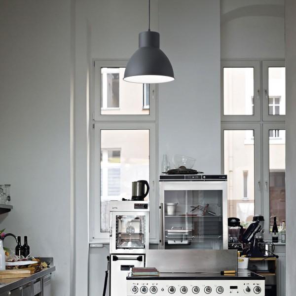 Suspension METRO - noir - Ideal-Lux