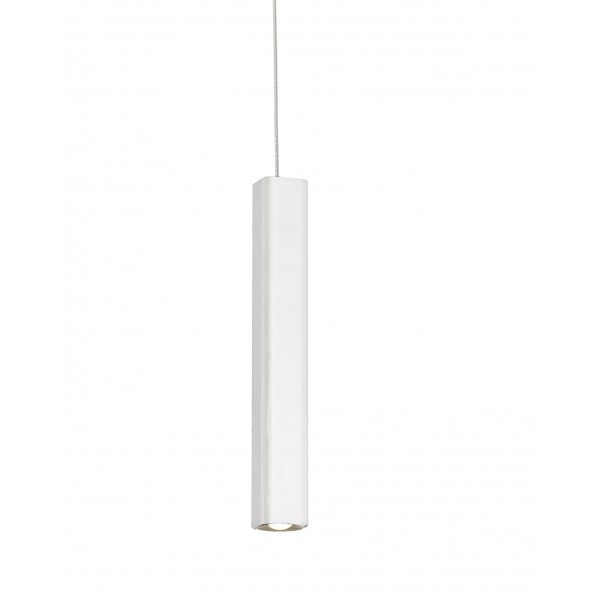 Suspension LED - LISE - 6W - blanc - Faro