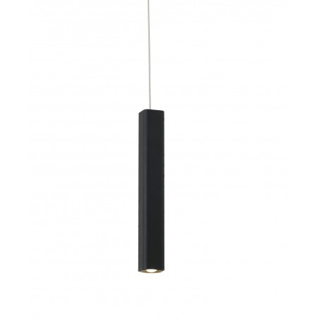 Suspension LED - LISE - 6W - noir - Faro