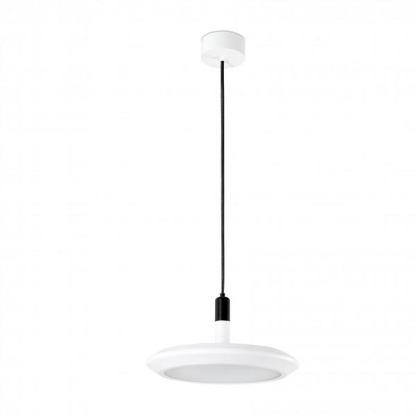 Suspension LED - PLANET - 12W - blanc - Faro