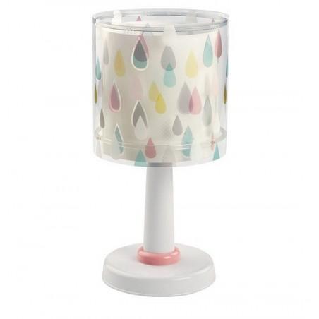 Lampe enfant COLOR RAIN - H30 cm - Dalber