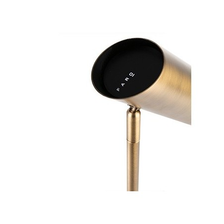 Lampe à poser LINK - bronze - H46cm - Faro