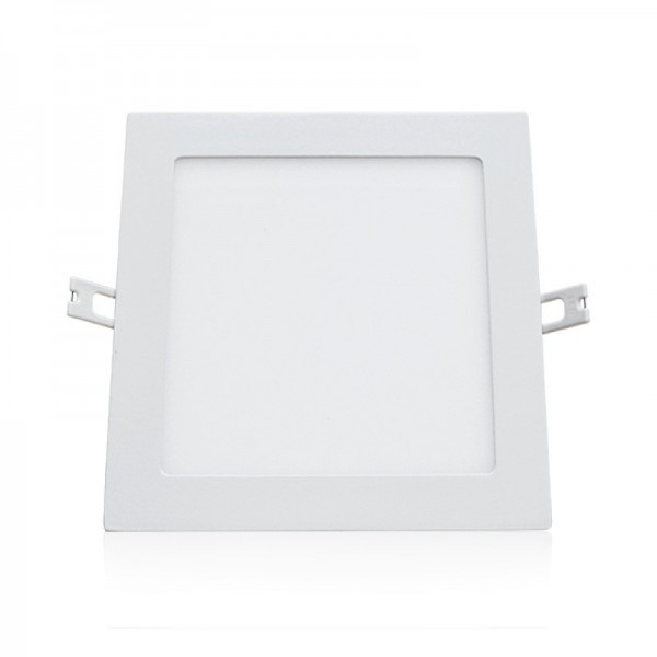 Encastré LED Blanc 200 x 200 - 15W - 3000°K - Vision El