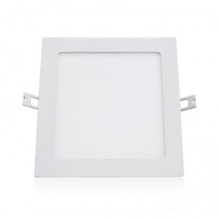 Encastré LED Blanc 200 x 200 15W 3000°K - Vision El