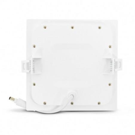 Encastré LED Blanc 145 x 145 - 10W - 3000°K - Vision El