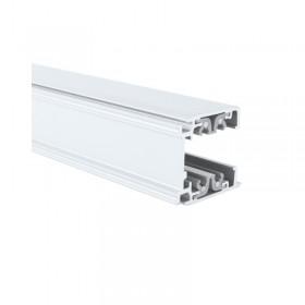 Rail triphasé - 1m - blanc - Vision El