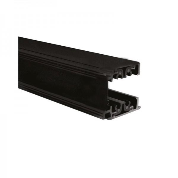 Rail triphasé - 1m - noir - Vision El