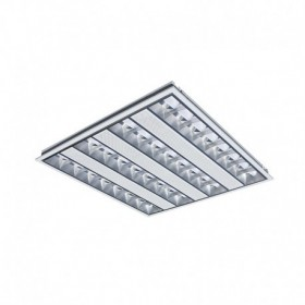 Dalle LED 595x595 - 38W - 4000K - basse luminance - Vision El