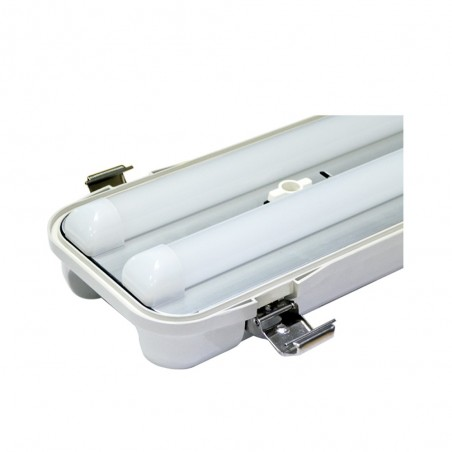 Boitier etanche LED intégré - 48W - 4000K - Vision El