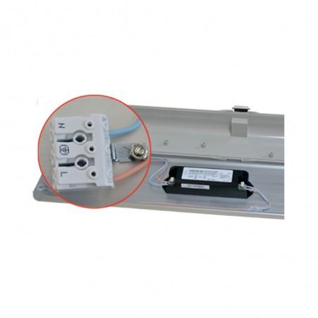 Boitier etanche LED intégré - 80W - 4000K - Vision El