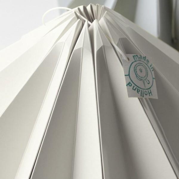 Suspension CHESTNUT - blanc - Ø28cm - Studio Snowpuppe