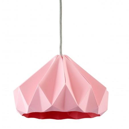 Suspension CHESTNUT - rose - Ø28cm - Studio Snowpuppe