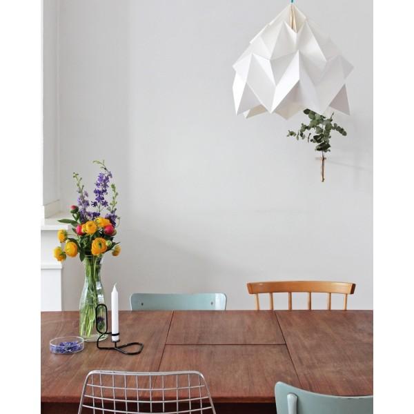 Suspension Moth XL - Blanc - Ø40cm - Studio Snowpuppe