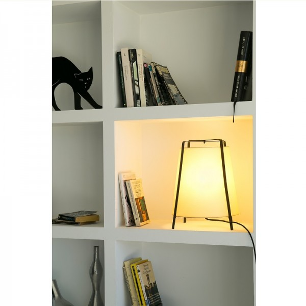Lampe à poser - AKANE - H35cm - Faro