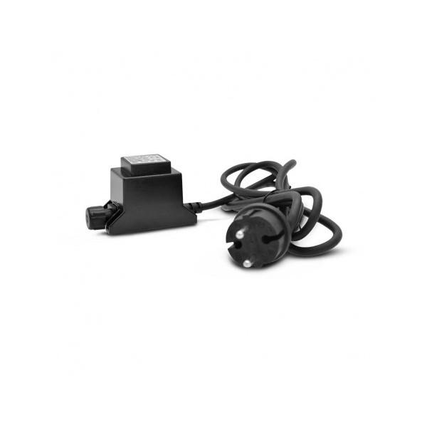 Kit spot LED terrasse IP67- 6x0.6W 3000K - 12V - Vision-el