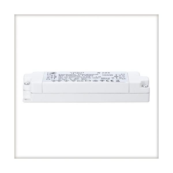 transformateur 230 12v 105va paulmann sur luminaire discount. Black Bedroom Furniture Sets. Home Design Ideas